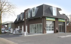 Autoservicestation (Nieuwbouw) Plaats: Nistelrode