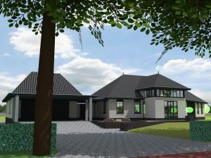 woonhuis (nieuwbouw) plaats: Nistelrode